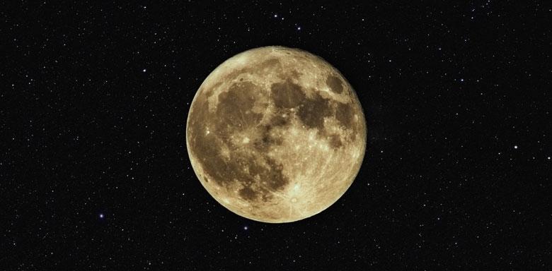 Положение луны